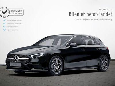 brugt Mercedes A180 d 1,5 AMG Line aut.