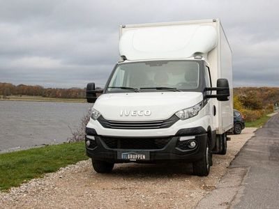 brugt Iveco Daily 2,3 35C16 Alukasse m/lift AG8