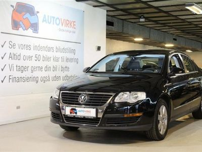 brugt VW Passat 1,6 Trendline 102HK