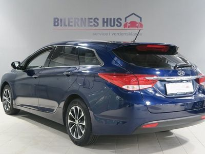 brugt Hyundai i40 1,7 CRDi 115 Comfort CW ISG