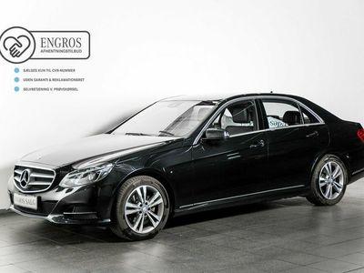 gebraucht Mercedes E220 2 BlueTEC Avantgarde aut.