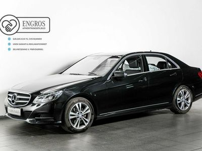 usata Mercedes E220 2 BlueTEC Avantgarde aut.