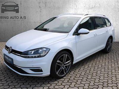 brugt VW Golf Variant 1,6 TDI BMT Comfortline 115HK Stc - Personbil