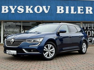 used Renault Talisman 1,6 dCi 130 Intens ST