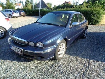 brugt Jaguar X-type D Classic