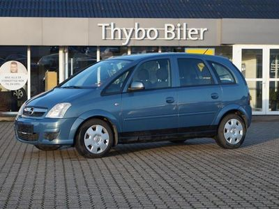 brugt Opel Meriva 1,4 Twinport Enjoy 90HK
