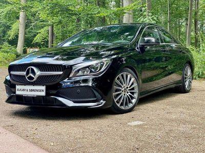 brugt Mercedes CLA250 2,0 Final Edition aut.