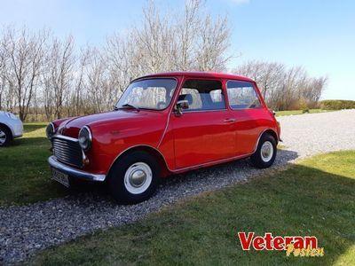 brugt Morris Mascot Mini 1000