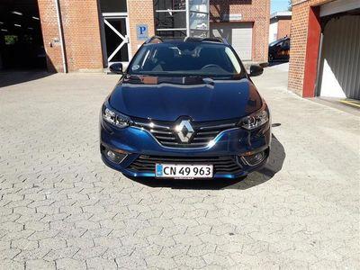 brugt Renault Mégane Sport Tourer 1,3 TCE GPF Limited 140HK Stc 6g