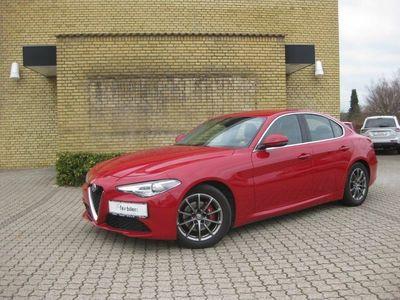 brugt Alfa Romeo Giulia 2,0 T 200 aut.