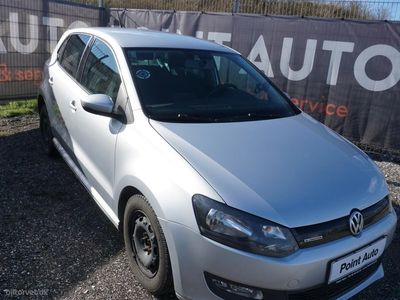 käytetty VW Polo 1,2 blueMotion TDI 75HK 5d