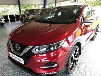 brugt Nissan Qashqai 1,2 Dig-T Tekna+ 115HK 5d 6g