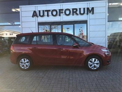 brugt Citroën Grand C4 Picasso 1,6 e-HDi Seduction 115HK 6g