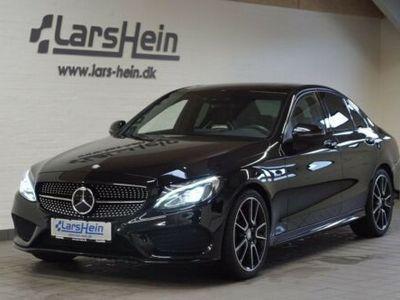 brugt Mercedes C450 AMG aut. 4-M