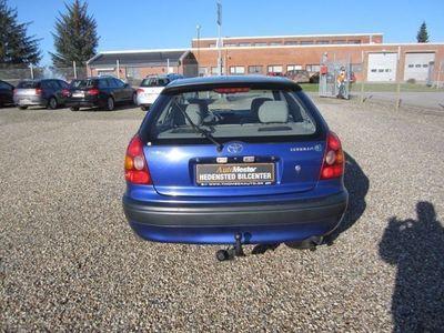 brugt Toyota Corolla 1,6 Terra 3d