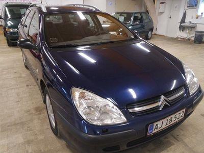 brugt Citroën C5 1,8i 16V Advance Weekend
