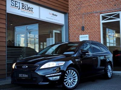 käytetty Ford Mondeo 2,0 TDCi Collection 140HK st.car