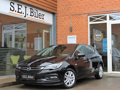 brugt Opel Astra 0 Turbo ECOTEC Excite 105HK 5d A+