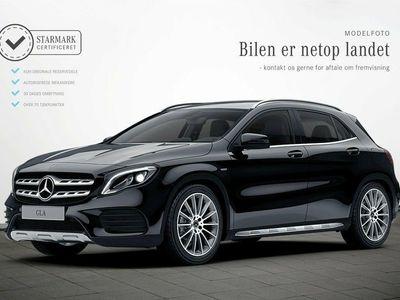 gebraucht Mercedes GLA200 1,6 Final Edition aut.