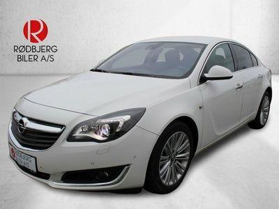 brugt Opel Insignia 2,0 CDTi 170 Cosmo aut.