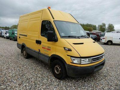 brugt Iveco Daily 2,3 29L12 12m³ Van