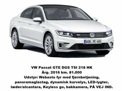 käytetty VW Passat 1,4 GTE DSG