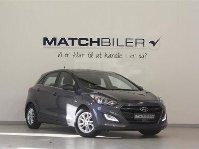 brugt Hyundai i30 1,6 GDI Trend ISG 135HK 5d 6g