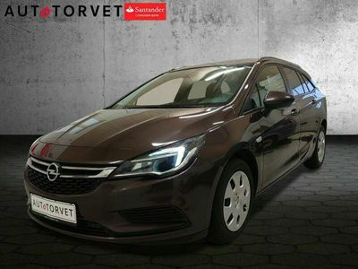 brugt Opel Astra 6 CDTi 110 Business Sports Tourer