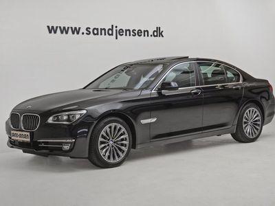 brugt BMW 750 d 3,0 xDrive aut., 4d