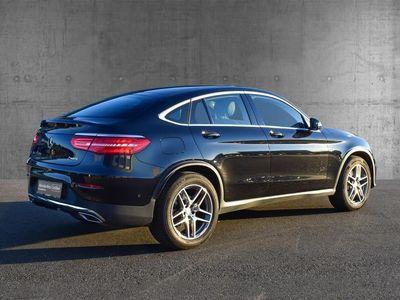 brugt Mercedes GLC250 d Coupe 2,1 D 4-Matic 9G-Tronic 204HK 5d 9g Aut.