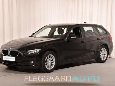 brugt BMW 320 d Touring 2,0 D Steptronic 184HK Stc 8g Aut.