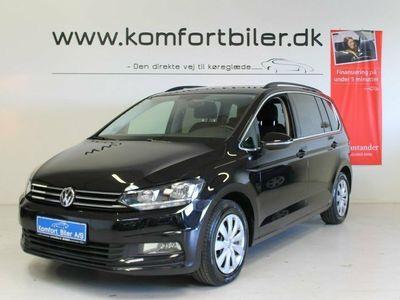 brugt VW Touran 1,4 TSi 150 Comfortline BMT 7p