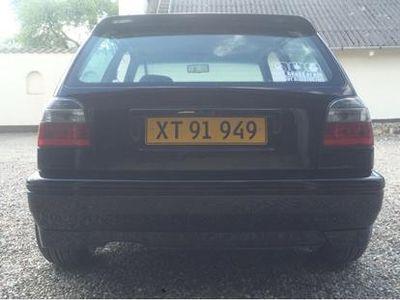 brugt VW Golf III 1,9 Gti Tdi 20års jubilærums model