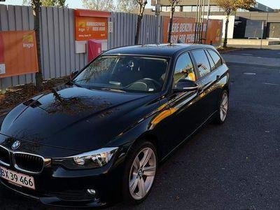 usado BMW 320 3-Serie d Touring