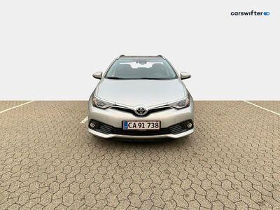 brugt Toyota Auris 1,2 T T4 116HK 5d 6g