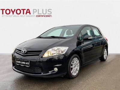 brugt Toyota Auris 2,0 D-4D.dpf.5D. 124HK 5d