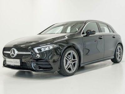 brugt Mercedes A200 1,3 AMG Line