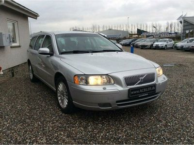 used Volvo V70 2,4 140 Kinetic