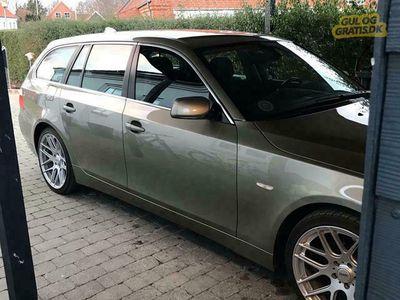brugt BMW 525 I Touring E61 i perfekt stand