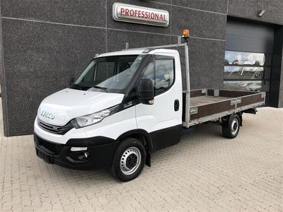brugt Iveco Daily 35S16 3750mm 2,3 D 146HK Ladv./Chas. 8g Aut.