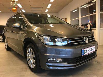 brugt VW Touran 1,4 TSI BMT Comfortline 150HK 6g