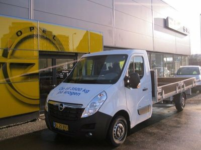 brugt Opel Movano 2,3 CDTi 145 Chassis L3