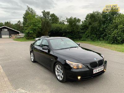 brugt BMW 523 E60 i aut