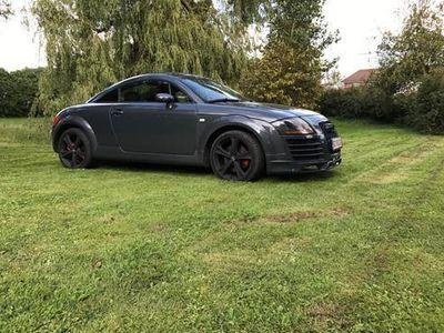 gebraucht Audi TT 1,8 1,8 COUPE QUATTRO