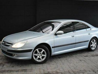usata Peugeot 607 2,2 Titane