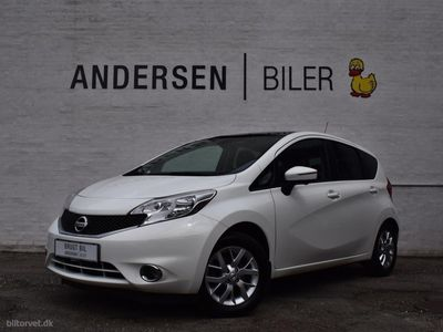 second-hand Nissan Note 1,2 Acenta Tech Pack 80HK 5d