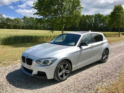 brugt BMW 120 d 5-dørs 2,0