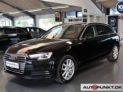 brugt Audi A4 3,0 TDi 218 Avant S-tr.