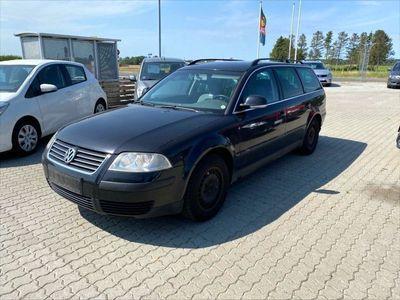 brugt VW Passat T Variant DK