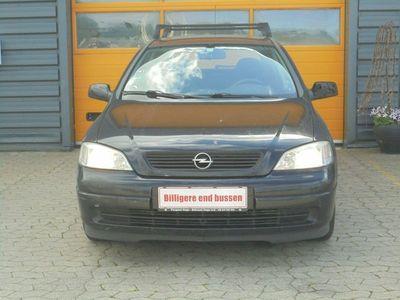 brugt Opel Astra 6 Comfort
